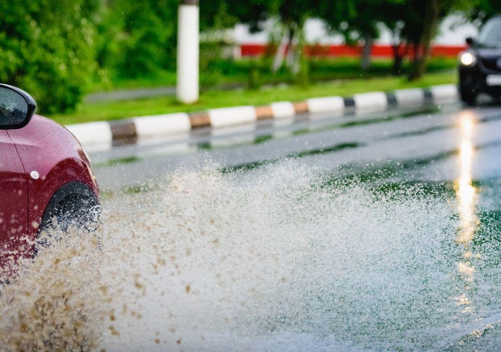 Alerta de chuvas RS, alertas de chuva SC, tempo severo