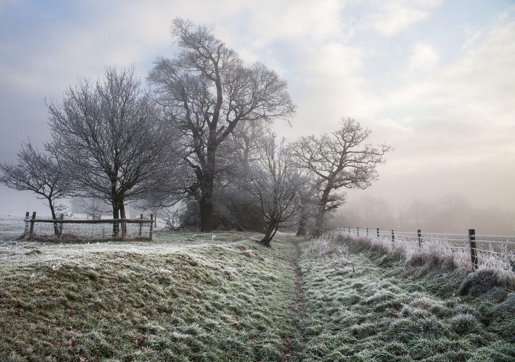 neve e geada no Sul, onde frio histórica