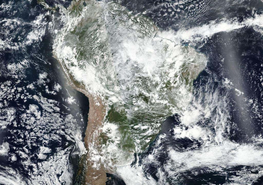 ZCAS; ZCIT/ Zonas de Convergência