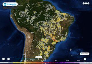 Chuvas ainda ocorrem de forma irregular em boa parte do país