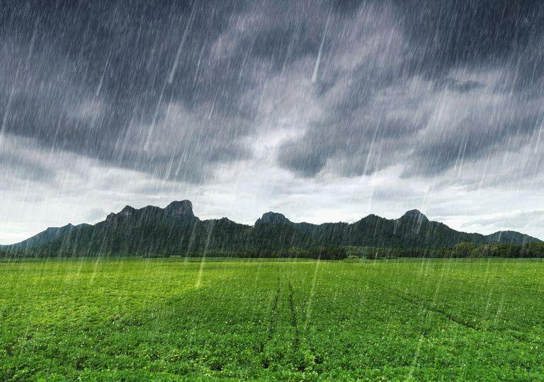 ZCAS, chuvas no sertão