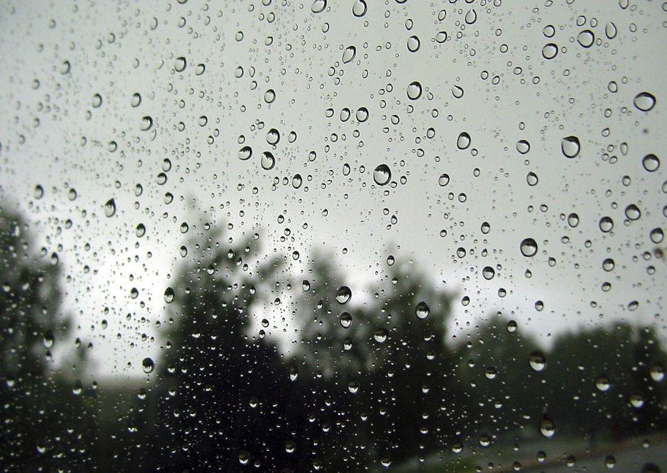 Chuvas se concentram no norte e leste do Brasil