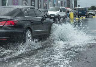 Chuvas volumosas atingem parte do Centro-Sul e o extremo norte do país