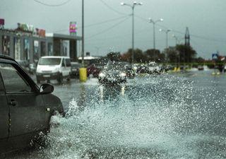 Chuvas volumosas voltam a ocorrer no PR, SC e MS e migram para o SE