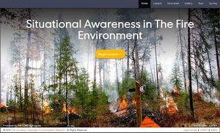 Ciclo de concienciación frente al incendio forestal
