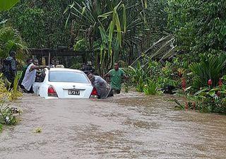 Cyclone Harold reaches Category 5 and batters Vanuatu