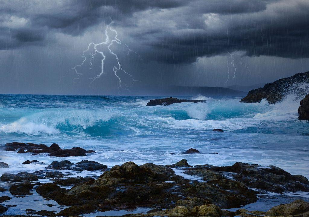 Las lluvias asociadas al paso de los fenómenos mencionados serán muy benéficas por la sequía que tenía el país.