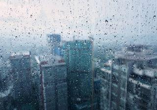 A prepararse ante las lluvias en gran parte del país