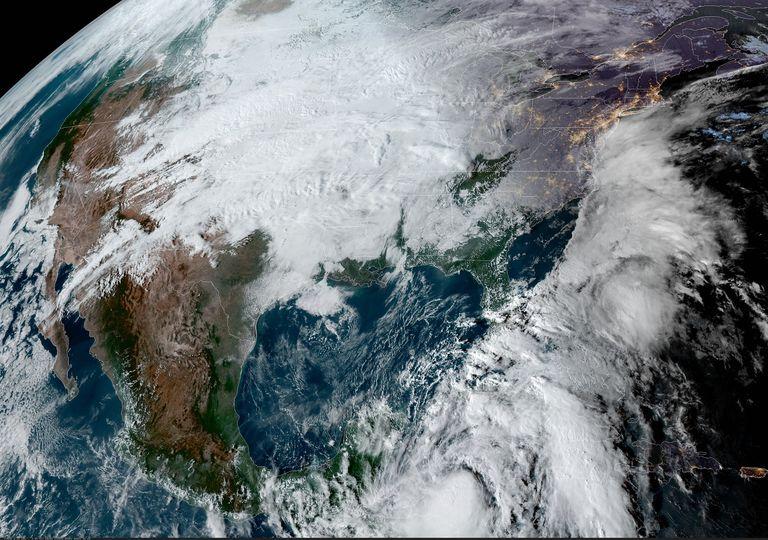 Contrastes meteorológicos en México