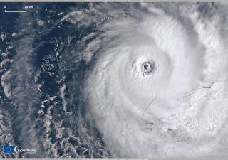 Ciclón Yasa golpea Fiji y se convierte en el más intenso de 2020