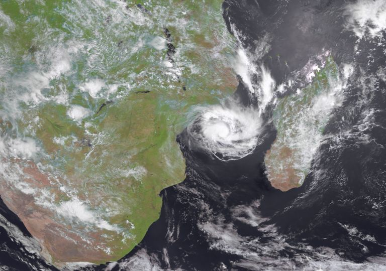 Ciclone Chalane