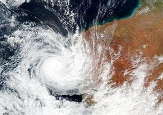 Ciclone Seroja deixa rastro de destruição no oeste da Austrália