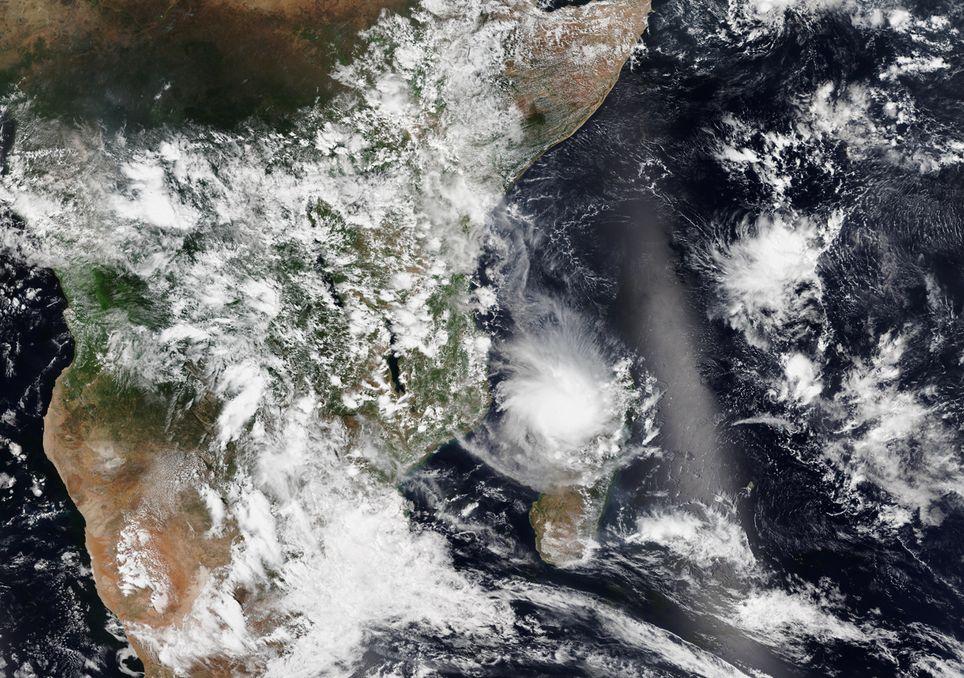 Ciclone Tropical Belna