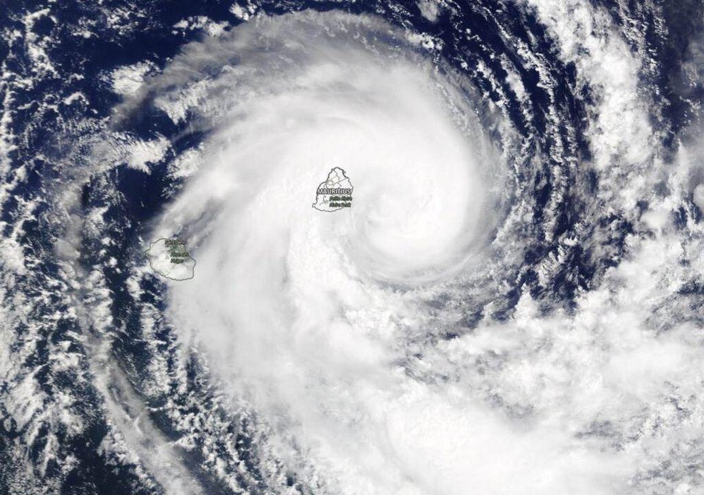 Ciclone Tropical Calvinia