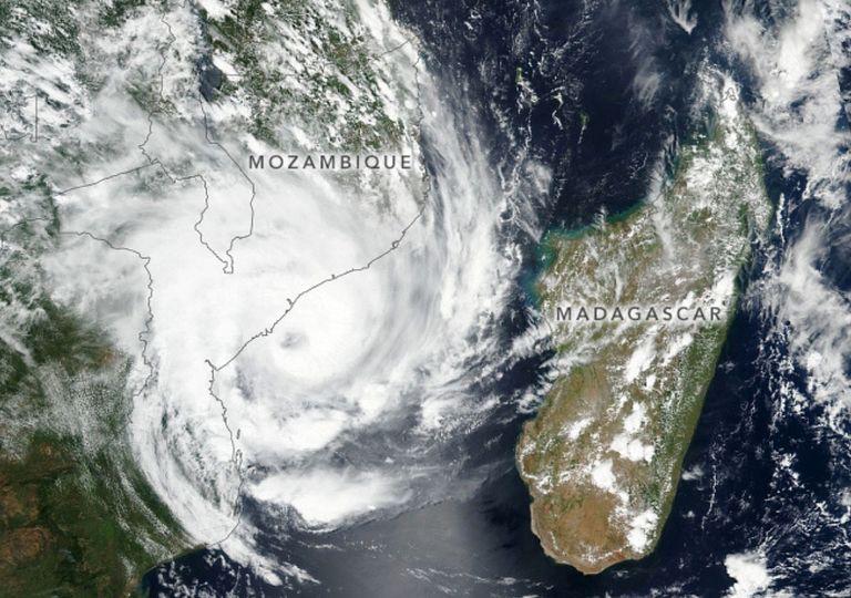 Ciclone tropical eloisa