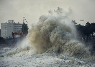 Ciclones extratropicais e Mudanças Climáticas no Brasil