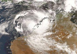 Blake e Claudia: dois ciclones atingem a Austrália na mesma semana