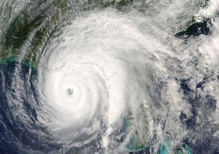 Ciclones tropicales más destructivos en los últimos 40 años