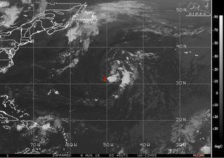 Ciclones tropicales en el Atlántico a fecha de hoy: Invest 97L