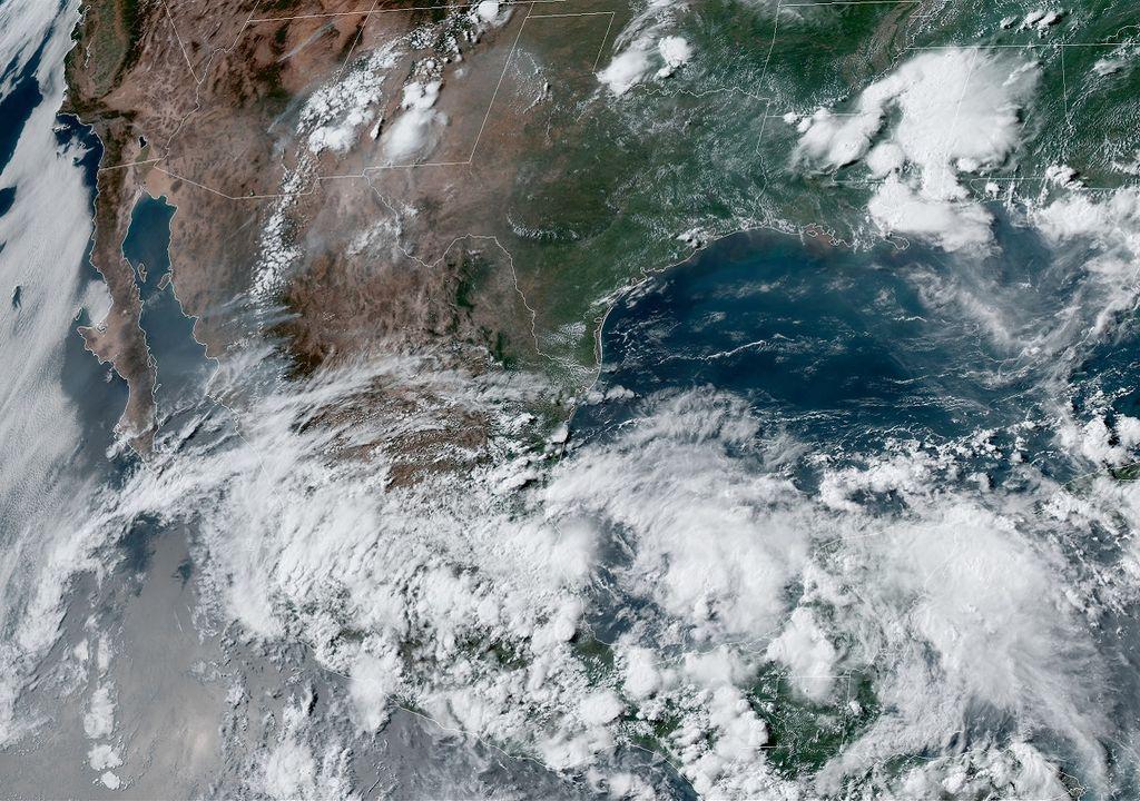 Nubosidad por temporal lluvioso
