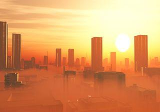 As cidades estão cada vez mais quentes!