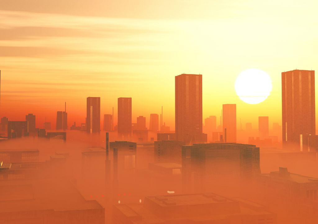 Les grandes villes de la planète seront les plus touchées par le changement climatique, se réchauffant plus que le reste des régions.