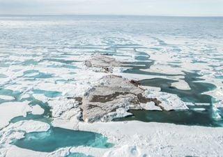 """Cientistas descobrem acidentalmente a """"ilha mais a norte do mundo"""""""
