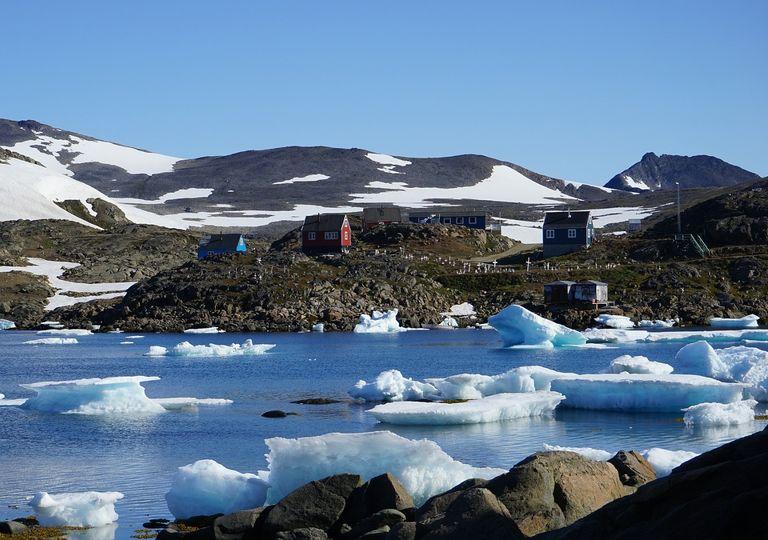 Groenlandia: altos niveles de mercurio en glaciares que se derriten