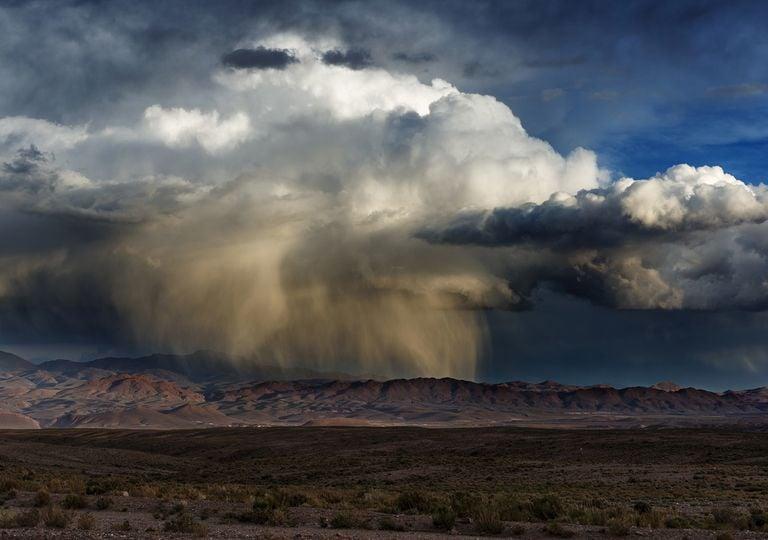 nube de tempestad