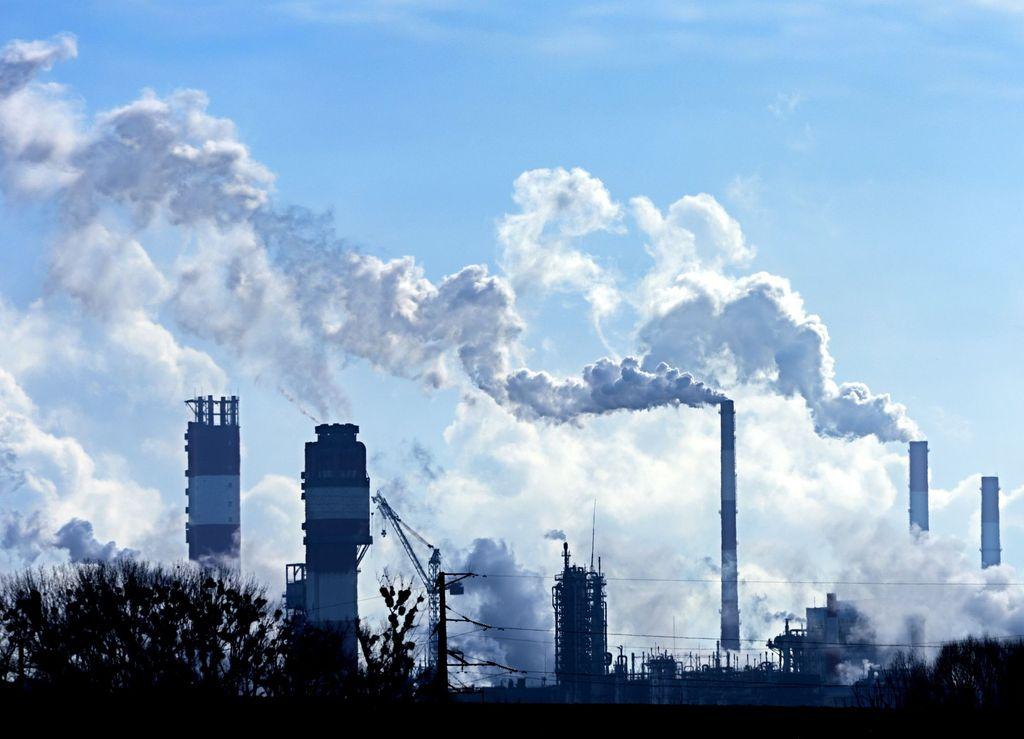 Emisiones a la atmósfera