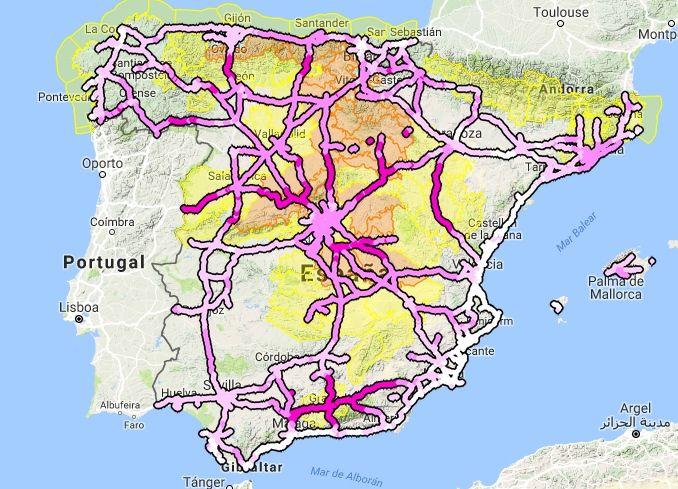 Coches Y Camiones Atrapados Por La Nieve: Una Historia Que Se Repite