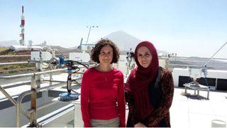 Colaboración entre España e Irán en el marco del SDS-WAS de la OMM
