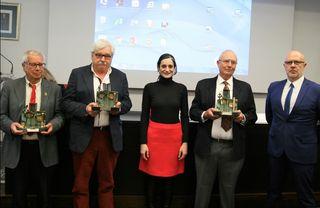 Colaboradores de AEMET premiados en el Día Meteorológico Mundial 2018