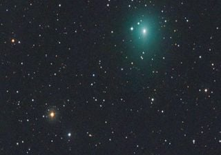 Cometa Atlas, un espectáculo sin precedentes