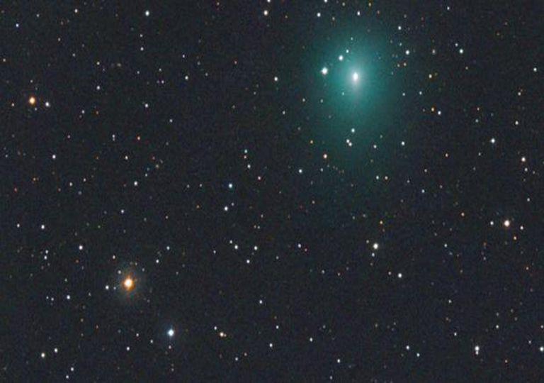 Cometa Atlas, Universo