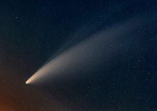 Cuando los cometas, como NEOWISE, fueron atmosféricos