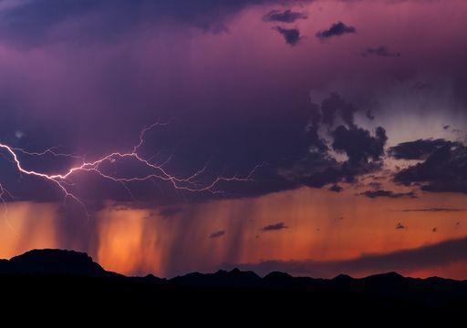 Comienza semana de lluvia en el Altiplano