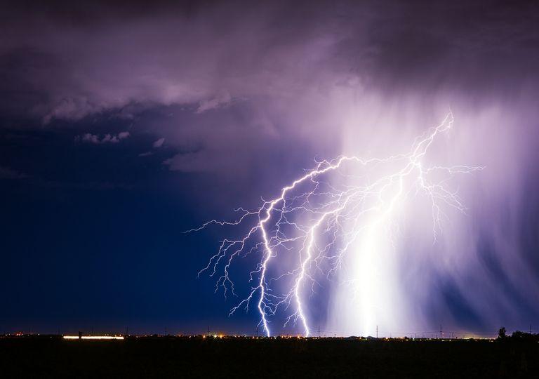 Alerta meteorológico tormentas