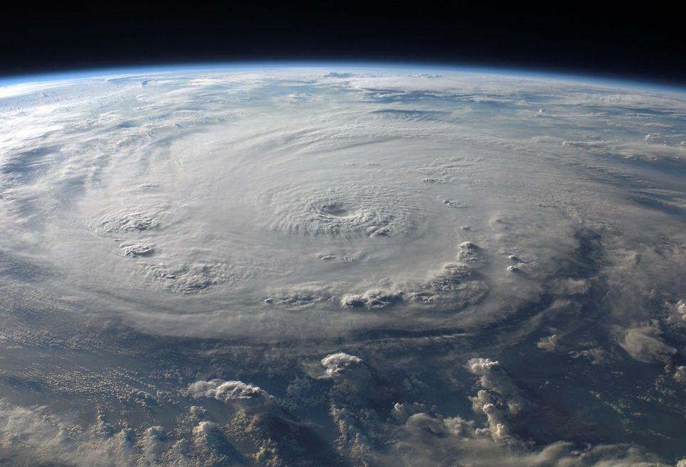 Comment se forme les ouragans ?