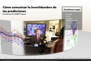 Cómo comunicar la incertidumbre de las predicciones