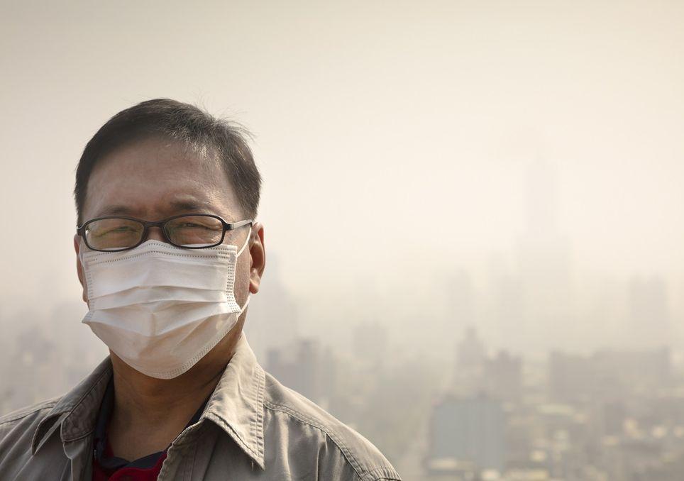 coronavirus y calidad del aire