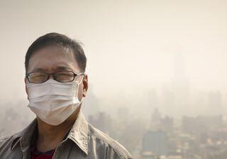 ¿Cómo está influyendo el coronavirus en la calidad del aire en China?