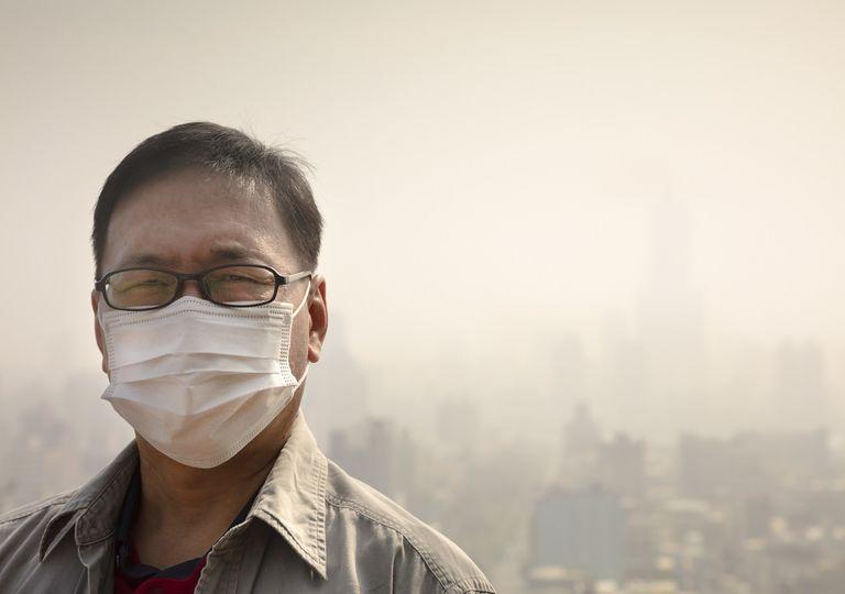 Coronavirus and air quality.