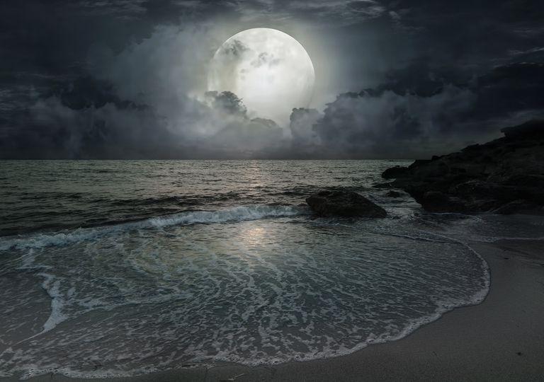 Mareas Luna cambio climático