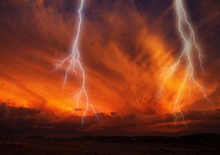 Como os incêndios podem originar tempestades