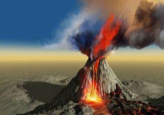 Wie Vulkane die Erde kühlen
