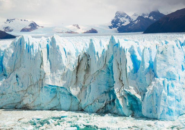 gelo; glaciares; degelo