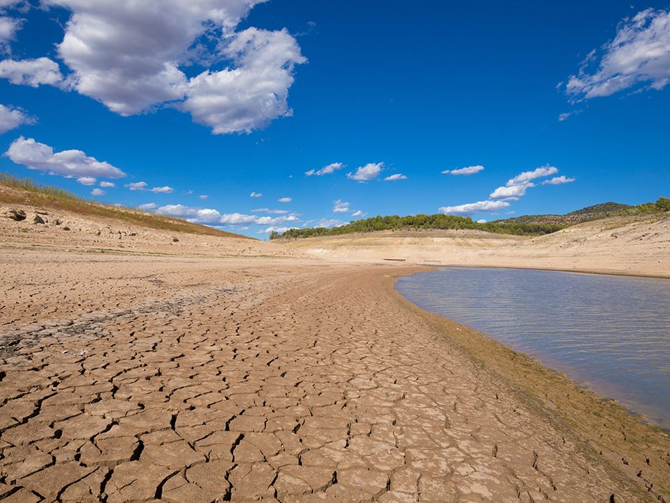 sequía