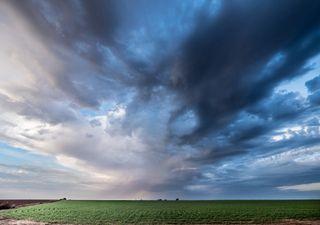 Cómo vendrán las lluvias y las temperaturas en la segunda quincena