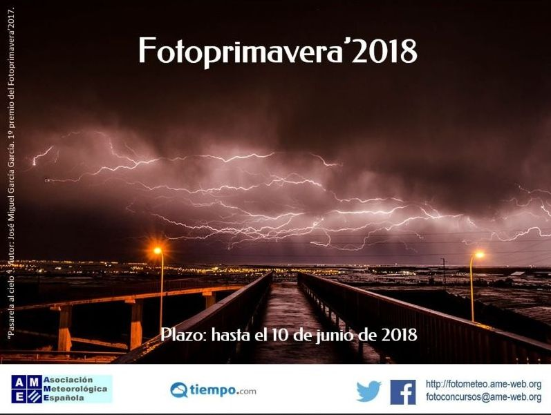 Concurso Fotográfico Fotoprimavera'2018